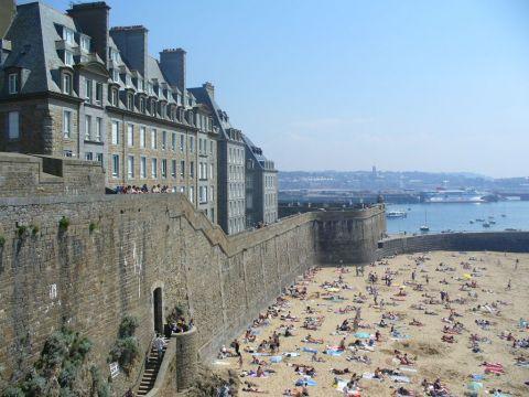 France Saint-Malo, Bretagne