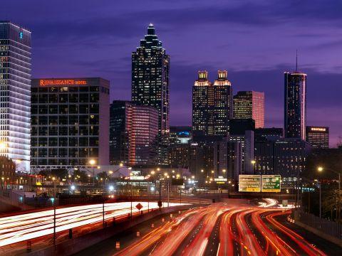 États-Unis Atlanta, Géorgie
