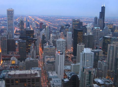États-Unis Chicago, Illinois