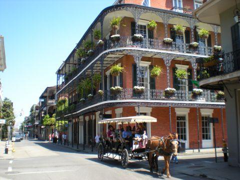 États-Unis La Nouvelle Orléans, Louisiane
