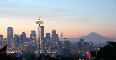 États-Unis Seattle, Washington