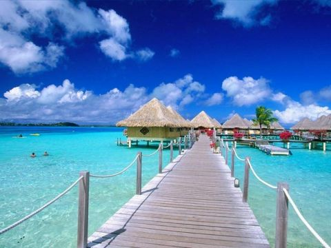 France d'Outre-Mer Tahiti