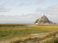 France Le Mont-Saint-Michel, Normandie,