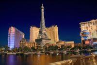 États-Unis Las Vegas, Nevada, Hotel Paris