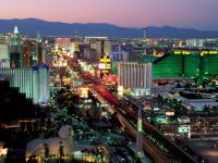 États-Unis Las Vegas, Nevada, Las Vegas Strip