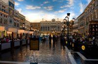 États-Unis Las Vegas, Nevada, Intérieur de l'hôtel Venise