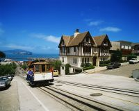 États-Unis San Francisco, Californie, Cable car
