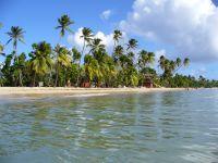 France d'Outre-Mer Martinique, Plage des Salines en Martinique