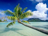 France d'Outre-Mer Tahiti, Lagon Bora-Bora, Tahiti