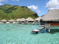 France d'Outre-Mer Tahiti, Hôtel sur pilotis, Tahiti