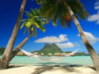 France d'Outre-Mer Tahiti, Hamac à Tahiti